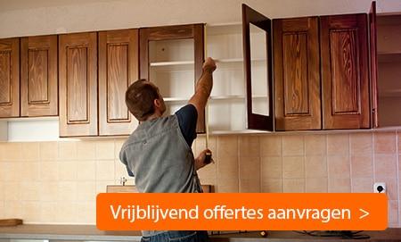 Keuken demonteren slopen en afvoeren handige tips voor het