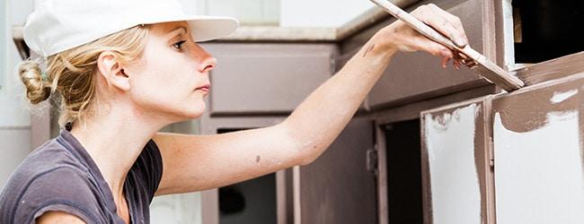 keuken verbouwen keuken verven