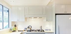 Keuken verlichting Hoorn